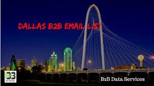Dallas Email List