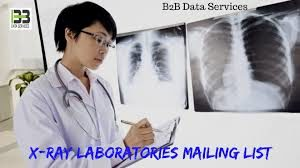 X Ray Laboratories Email List